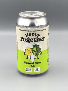 Duclaw - Hoppy Together (12oz Can)